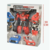 Convertible Tranformers Ditoys Extreme Warriors Premium
