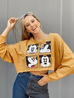572. Remera Globo Mickey Mouse