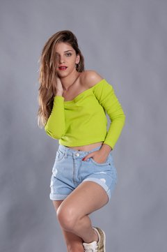 402.Top Bote Morley - ilumina denim
