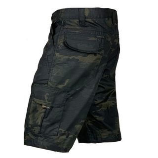 Bermuda Hunter Bélica - Camuflada Multicam Black