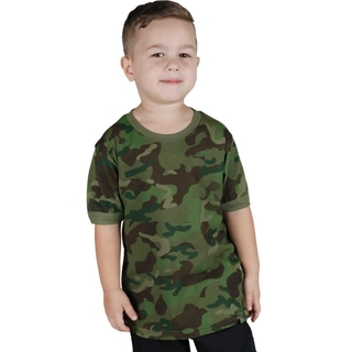Camiseta Soldier Kids Bélica - Tropic