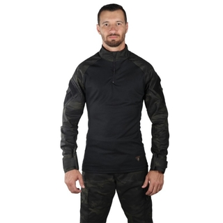 Combat Shirt Bélica - Multicam Black