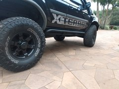 ROCK SLIDER XTERRA