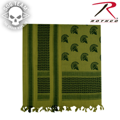 SHEMAGH TACTICO SPARTAN - VERDE OD - comprar online