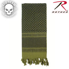 SHEMAGH TACTICO - VERDE OD