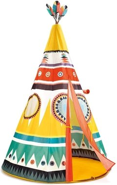 Cabana Teepee -Barraca - Tenda- Djeco
