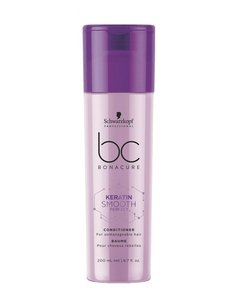 ACONDICIONADOR BC KERATIN SMOOTH 200ML - SCHWARZKOPF