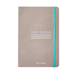 Cuaderno Mooving A5 Color Pastel
