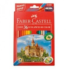Lapices Faber-Castell x36