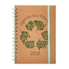 Agenda 2021 Mooving A5 Semanal Eco Friendly