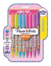 Boligrafo Paper Mate InkJoy CandyPop! x8 Retractil