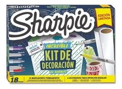 Kit de decoracion de regalos Sharpie