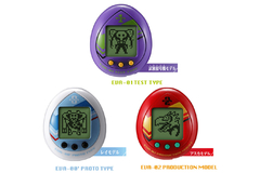 Tamagotchi Battle Weapon EVAcchi - Evangelion