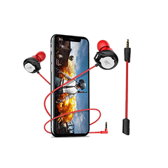 Auriculares Havit In-ear Con Doble Microfono Gomitas Gamer Ge02 - comprar online