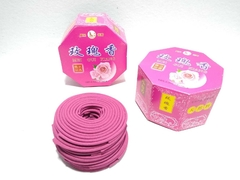 Incenso Bobina Espiral Rosas Mini