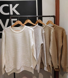SWEATER CASANDRA - BLACK OLIVE