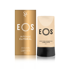 Serum íntimo CONCENTRADO EOS Intense Clitoral 25ml