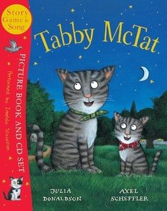 Tabby McTat Book & CD