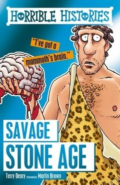 Horrible Histories: Savage Stone Age (Reloaded)