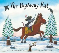 The Highway Rat Christmas Festive Gift Board Book