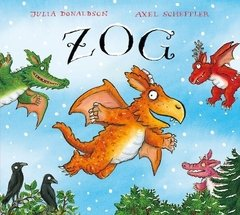 Zog Christmas Board Book