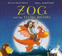 Zog and the Flying Doctors Gift Board Book