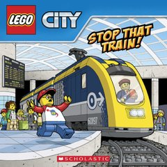 LEGO City 8x8: Stop That Train!