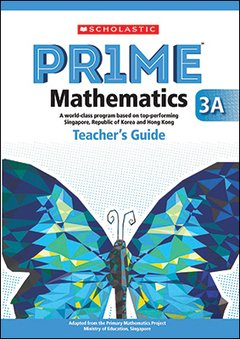 PRIME Mathematics  - Teacher's Guide: 3A