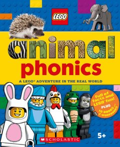 LEGO Nonfiction: Animals Phonics Box Set