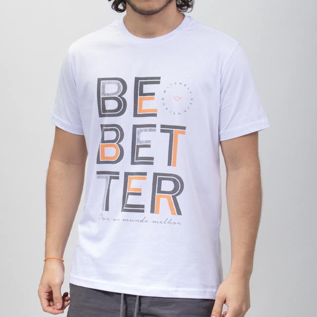 T-SHIRT BE BETTER - 01273
