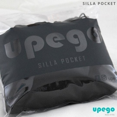 SILLA POCKET BLACK - Upego