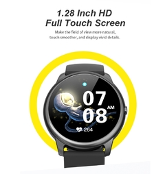 "SMARTWATCH SMA R7 - 1,3"" / 45 mm Caja Aluminio - GRUPO TOP BRANDS"
