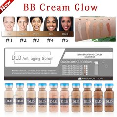 BB Glow Ampoulas 5ml - Original DLD Serum - 5 Tons de Pele na internet