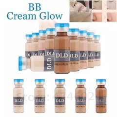 BB Glow Ampoulas 5ml - Original DLD Serum - 5 Tons de Pele