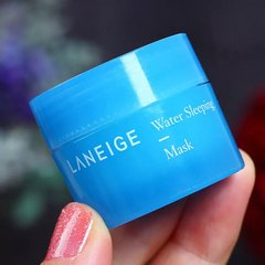 Máscara Facial Coreana Laneige® Water Sleeping Mask 15ml - Fábrica do Micropigmentador