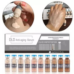 Imagem do BB Glow Ampoulas 5ml - Original DLD Serum - 5 Tons de Pele