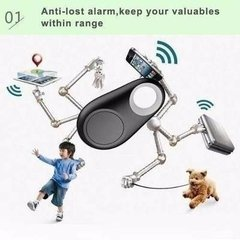 Mini Localizador Rastreador Bluetooth I Tag Key Finder - comprar online