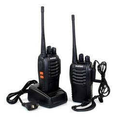 Handy Baofeng BF888s 3W Walkie Talkie Radio Recargable 16 Canales