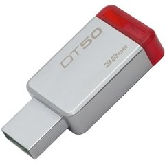 Pendrive Kingston 32gb Dt50 Datatraveler Usb 3.0 3.1 - TecnoEshop CBA