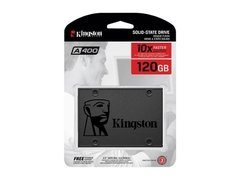 Disco Solido Ssd Kingston 120gb A400 Sata3 2.5' - tienda online