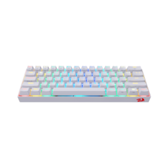 Teclado Gamer Bluetooth Redragon Draconic K530 White Qwerty Outemu - comprar online