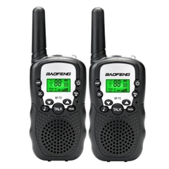 Kit X 2 Handy Walkie Talkie Baofeng Bf-t3 Radio Uhf 22 Canal en internet