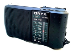 Radio Portatil Oryx Or-223 Fm/am 2 Bandas A Pilas en internet