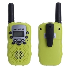 Kit X 2 Handy Walkie Talkie Baofeng Bf-t3 Radio Uhf 22 Canal - comprar online