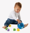 pelota encastre playgro roll and sort ball