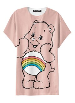 Big Tee Rainbow Bear