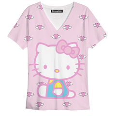 Remera candy Kitty