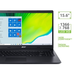 Imagem do NOTEBOOK ACER 15,6 HD A315-23-R0LD/ NX.A39AL.002 / R5-3500U/ 12GB/ 1TB/ W10 HOME
