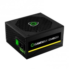 Fonte ATX Gamemax GM600 600W Box 80 Plus Bronze Semi Modular C/PFC - comprar online
