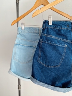 SHORT DENIM MOM - TVMSHOP